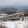 Почти месяц просрочки: сдача лестницы в микрорайоне Орбита откладывается в Красноярске