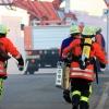 Из горящего дома в Красноярске пожарные спасли 22 человека