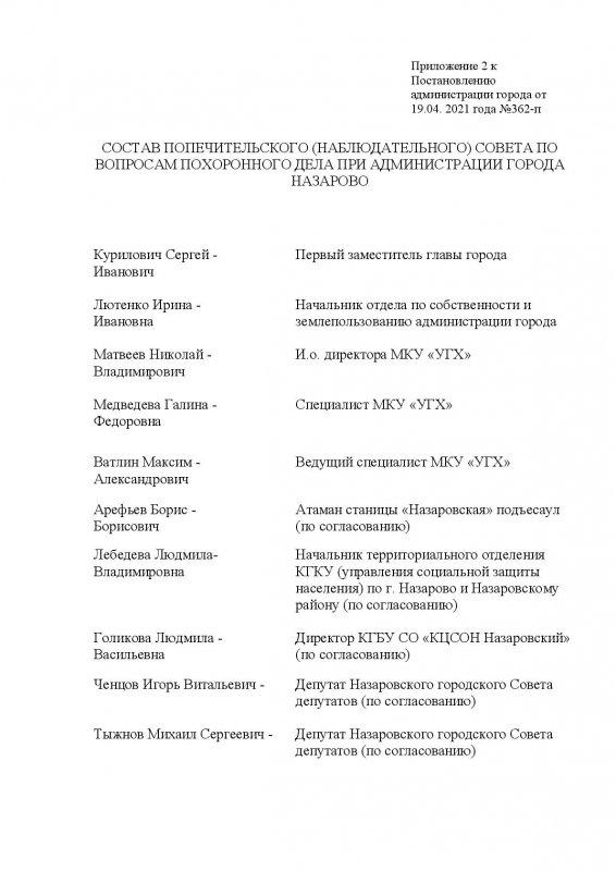 В Назарово создали бесполезный общественный совет по вопросам похоронного дела