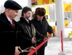 В Ачинске открыт первый в Красноярском крае автозаправочный комплекс компании «Роснефть»