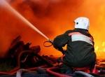 В Назарово в пожаре погиб мужчина