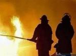 В Ужурском районе сгорела сельская администрация