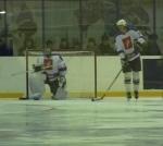 В товарищеском хоккейном  матче «Енисейские медведи» одержали победу над ачинцами