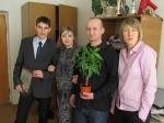 «Молодежке» города Назарово  – 20 лет
