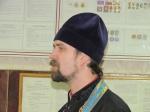 В Назарово в милицейском рейде примет участие отец Евгений