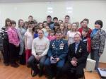 Молодежь Назарово узнала кодекс настоящего солдата