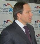"""Губернатор Лев Кузнецов посетил ОАО """"Назаровоагроснаб"""" и МФЦ"""
