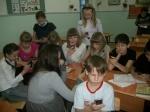 В Назарово прошла акция «Любите жизнь- дорожите ею»