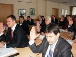 В Ачинске депутаты утвердили первую корректировку бюджета на 2011 год