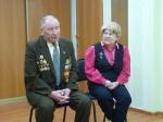 Назаровская молодежь показала навыки военной подготовки ветеранам