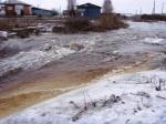 В Шарыпово готовятся к паводку