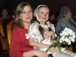 В Назарово поздравили женщин