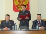 В Назарово назначен новый начальник МОВД
