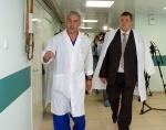 Министр здравоохранения Красноярского края Вадим Янин посетил город Боготол и Боготольский район