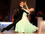 В Ачинске прошел турнир по спортивным бальным танцам