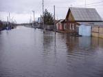 В период весеннего половодья затопленными могут оказаться 4 города края, в их числе и Назарово