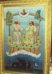 """Сегодня назаровцы смогут увидеть работу Анатолия Пастырева """"Адам и Ева в раю"""""""