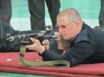 В Назарово прошли соревнования по стрельбе среди ветеранов