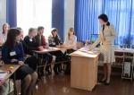 В Назарово прошел заключительный этап конкурса «Учитель года»