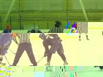 В Ачинске прошла очередная игра по хоккею (фото)