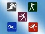 В Назарово прошли соревнования по полиатлону