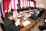 В Ужуре обсудили паводковую ситуацию 2011 года