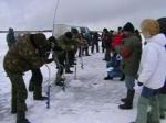 В Ужурском районе пройдут соревнования по подледному лову