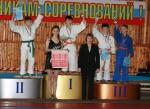 В Ужуре прошли соревнования по борьбе дзюдо