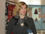 Назарово посетила первый заместитель министра культуры края Елена Паздникова