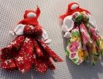 Боготольцев научили делать обереговые куклы