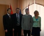 Учащиеся 46 ачинского лицея вернулись из Москвы с победой