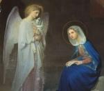 Сегодня отмечается Благовещение Пресвятой Богородицы