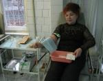 20 апреля в Ачинске прошла акция в рамках «Национального дня донора»