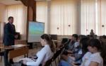 Для ачинских старшеклассников провели парламентский час
