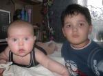 В апреле в Назарово родилась двойня