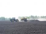 На полях Назаровского района приступили к посевной