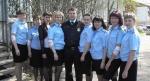 Приставы из Шарыпово сдали кровь для нуждающихся