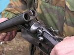 """В МОВД """"Шарыповский"""" от населения принимают оружие"""
