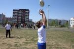 Урок со звездами регби в Шарыпово (фото)