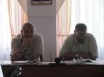В администрации города Назарово провели заседание штаба по подготовке к новому отопительному сезону