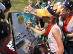 В Боготоле для детей работают  летние оздоровительные площадки