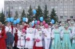 В Назарово прошел фестиваль национальных культур