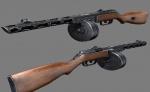 Житель Боготольского района сдал в полицию 3 пистолета-пулемета Шпагина