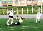 В Ачинске состоялся футбольный товарищеский матч между красноярской сборной журналистов и командой городской администрации