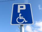 Увеличен штраф за парковку на местах для инвалидов