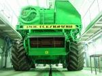 Компания Ростсельмаш открыла производственную площадку в Назарово
