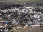 В Ужурском районе не спешат убирать несанкционированные свалки