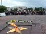 В Боготоле прошло мероприятие, приуроченное ко Дню памяти и скорби
