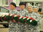 В Назарово почтили память погибших воинов