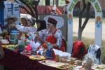 Жители Боготольского района приняли участие в фестивале народного творчества